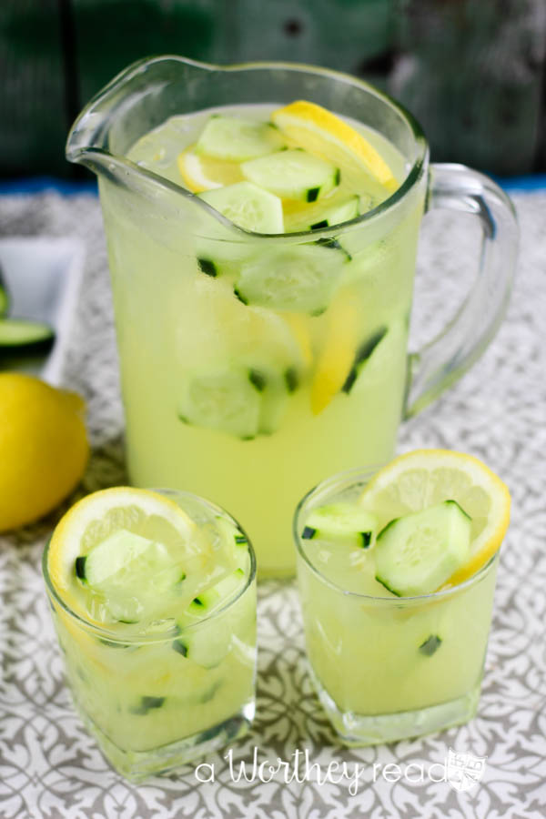 Cool and Refreshing Lemonade recipe