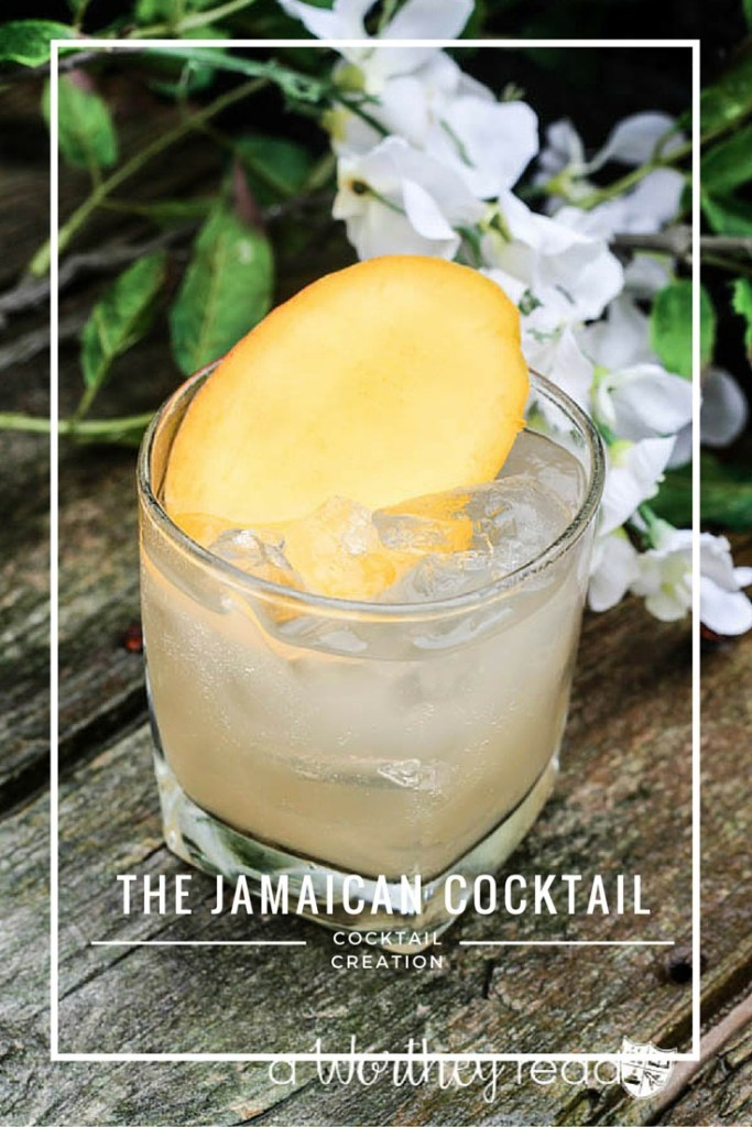 Easy Mixed Drinks: The Jamaican Cocktail - A Worthey Read!