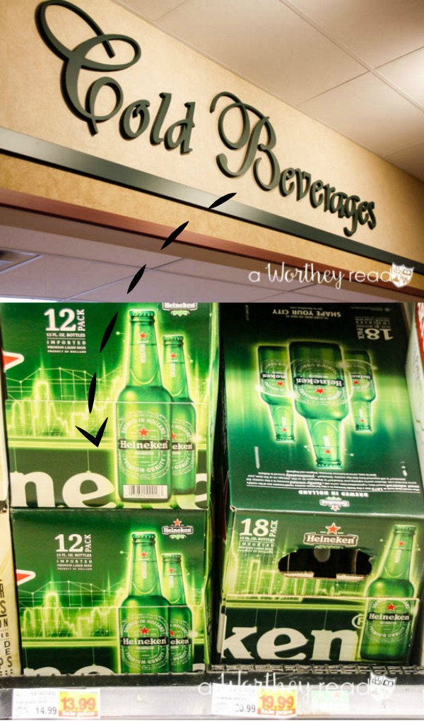 Kroger Photo for Heineken