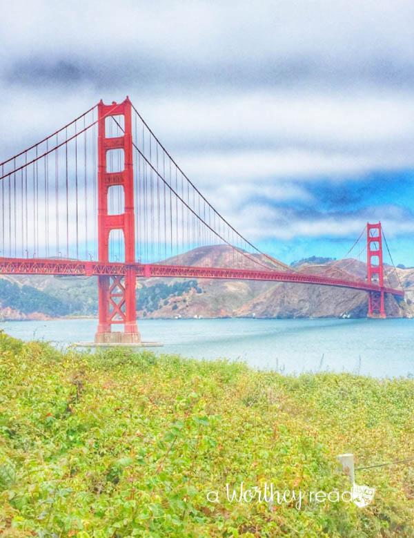 Golden Gate Bridge San Franciso