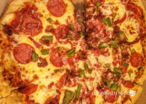 Red Bugs Pizza Review Jekyll Island