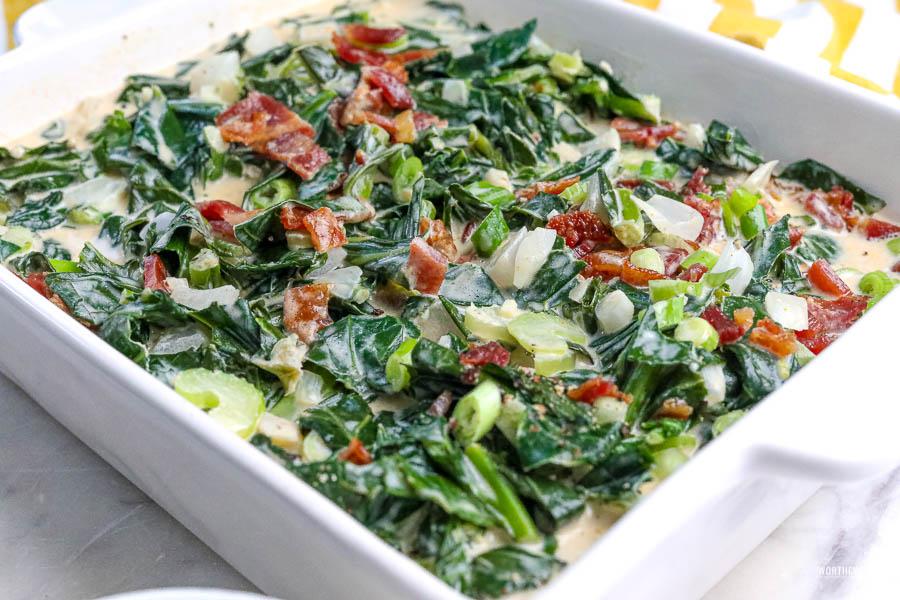easy collard greens recipe