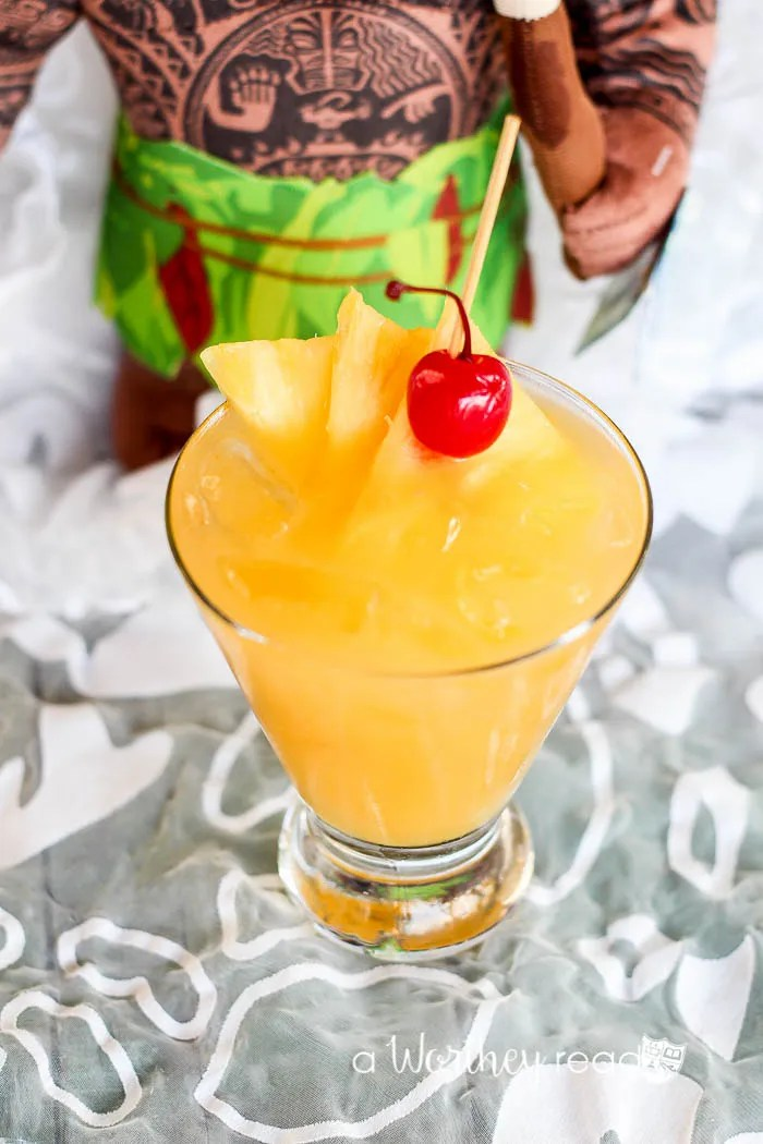 Moana Pineapple Punch