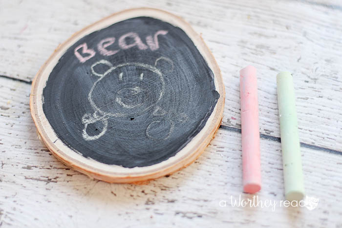 homemade gift idea- great game idea for kids while traveling