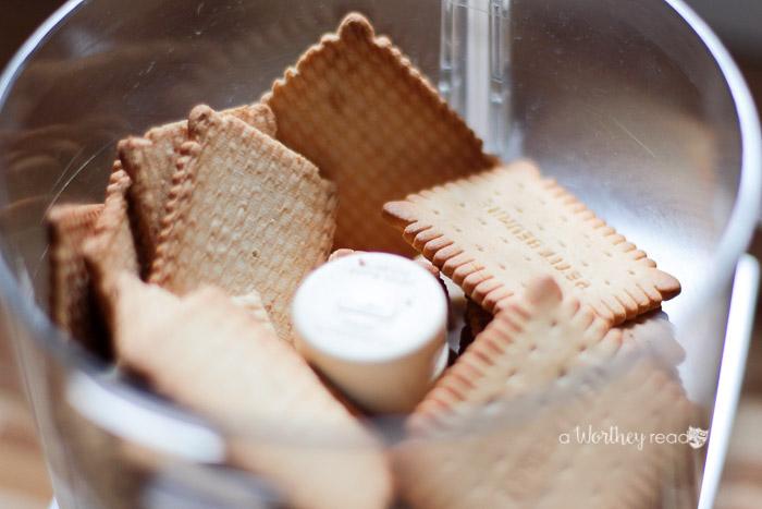 Gift in a Jar idea: Orange Blossom Honey Cookie Butter