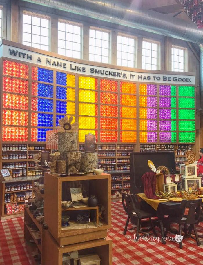 Smucker Store in Ohio