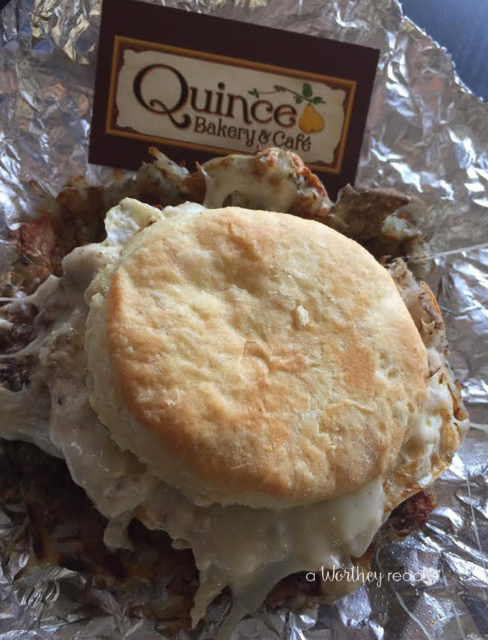 Quince Bakery & Cafe