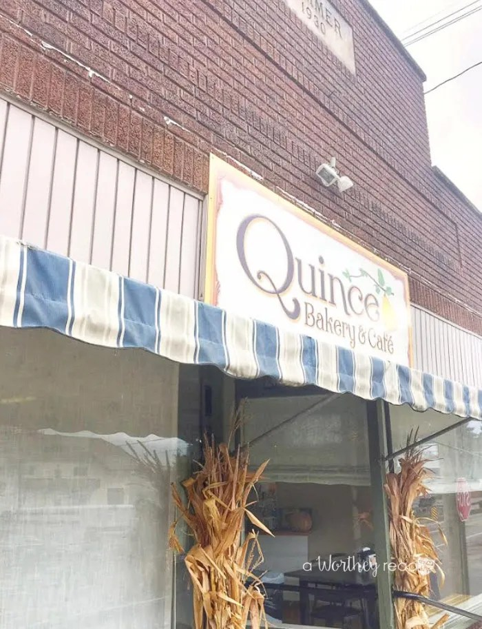 Quince Bakery & Cafe in Ohio