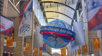 Four Reasons Not To Miss The Chicago Auto Show