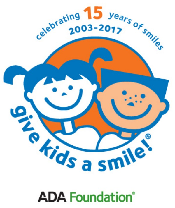 Celebrate the Give Kids A Smile Program