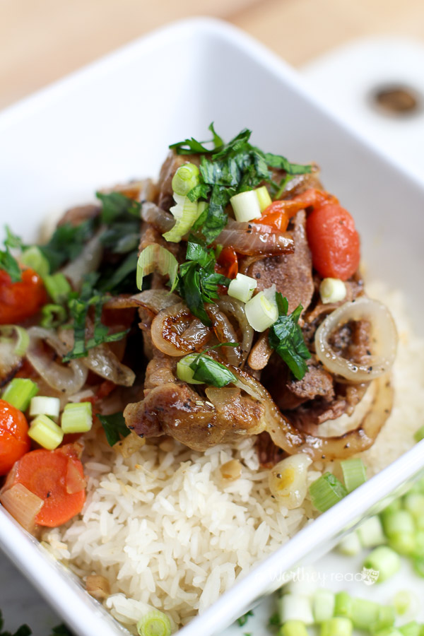 Instant Pot recipe for Oxtails