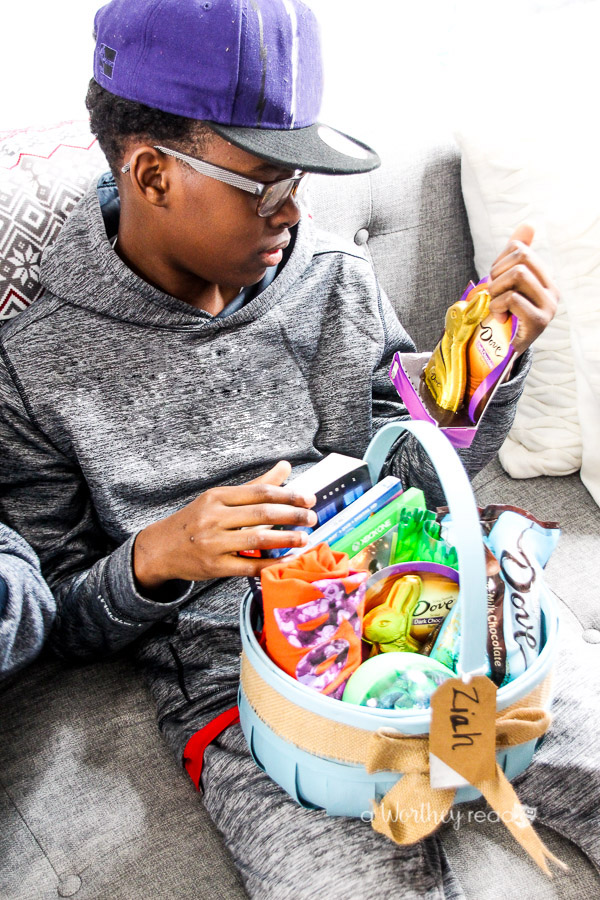 Easter basket gift ideas for teens this worthey life its easter time ive rounded up a list of ideas your teen boys negle Image collections