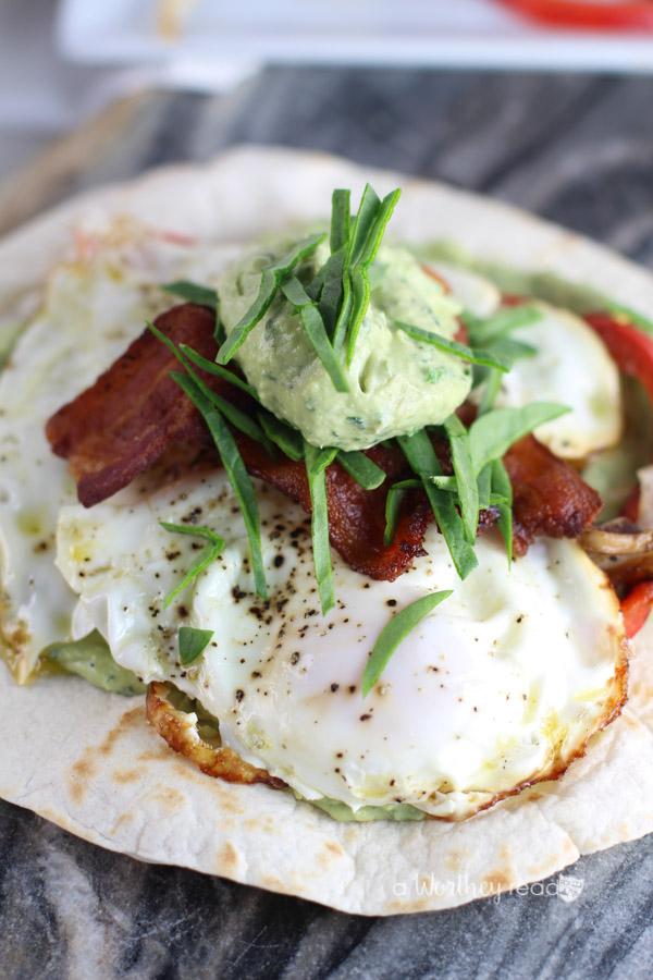 Cinco de Mayo Soft Breakfast Tacos
