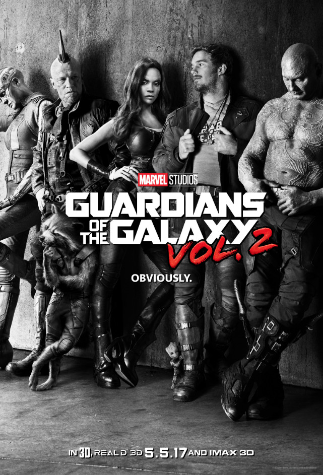 Guardians of the Galaxy No 2