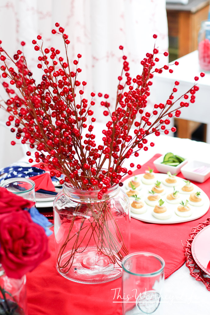 Tips on pulling off a last minute memorial day party