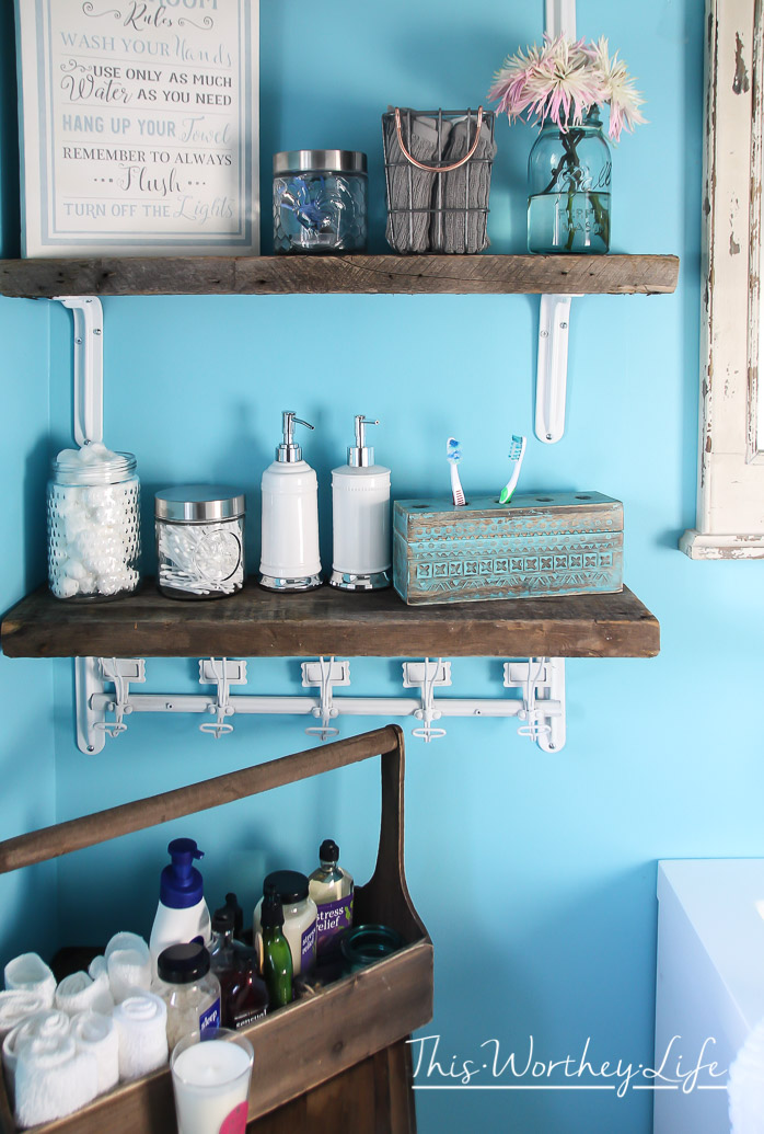 Simple Ways To Refresh Your Bathroom