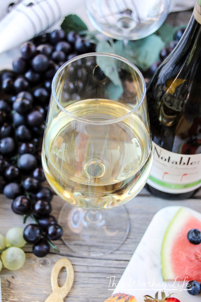 Best wines to serve with light foods