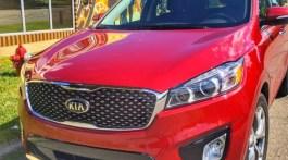 KIA Sorento Review 2017