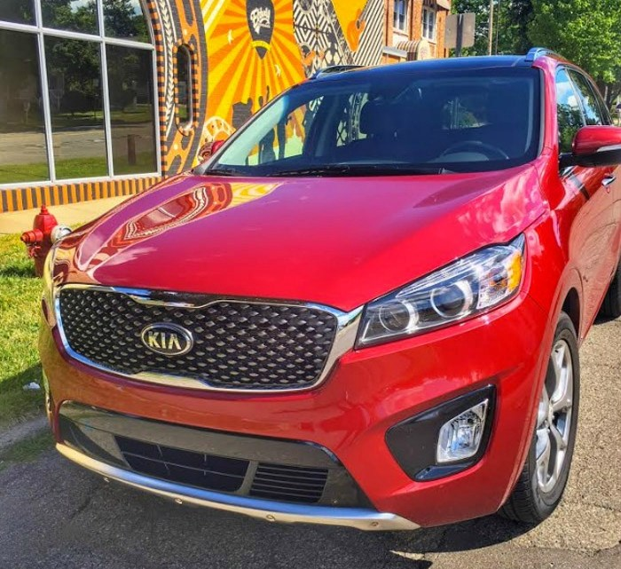 KIA Sorento Review 2017