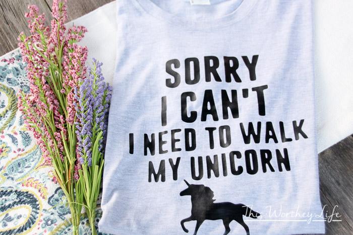 Sorry I can't I need to walk my unicorn