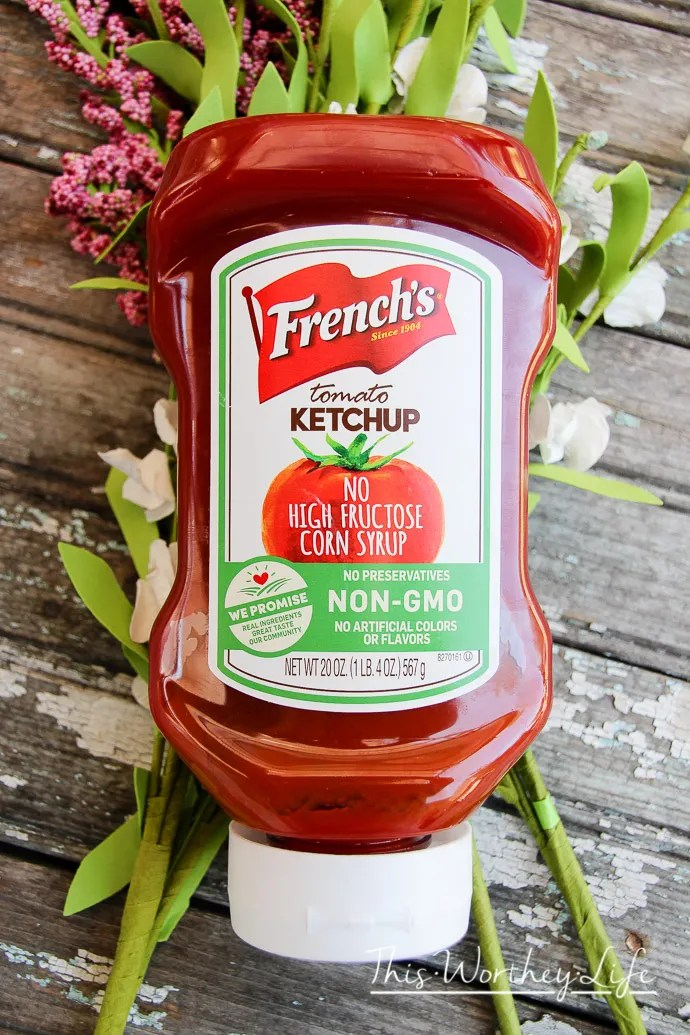 Easy Dinner Recipes using French's Ketchup