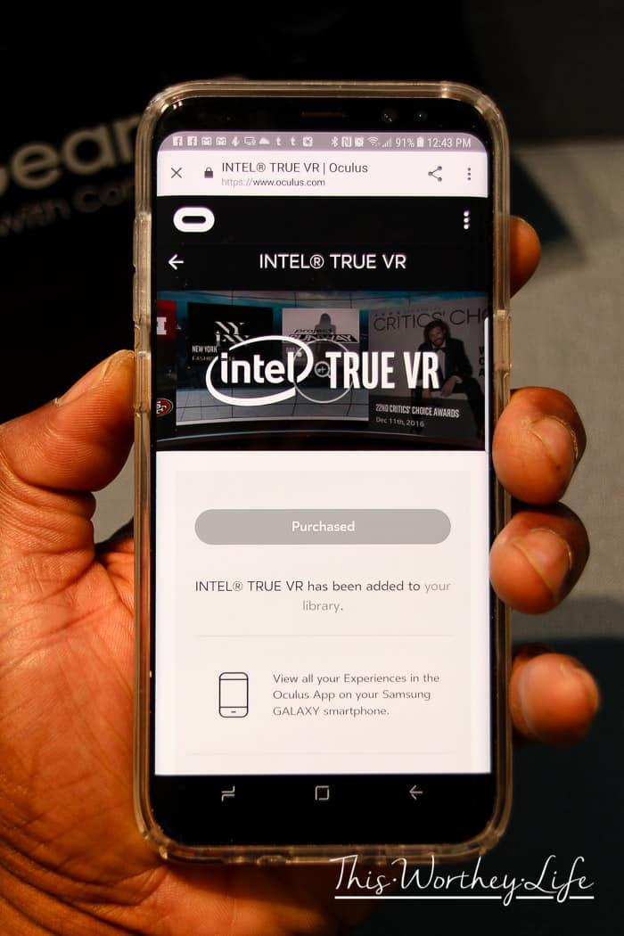 Hot Dog Bar + MLB + Samsung VR-9