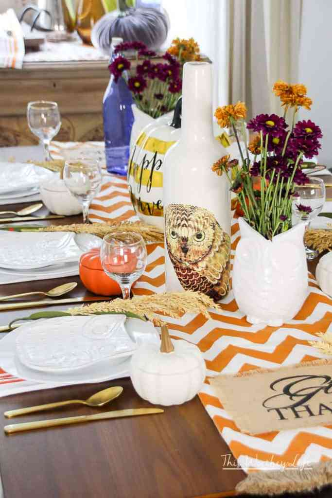 Fall Harvest Party Idea