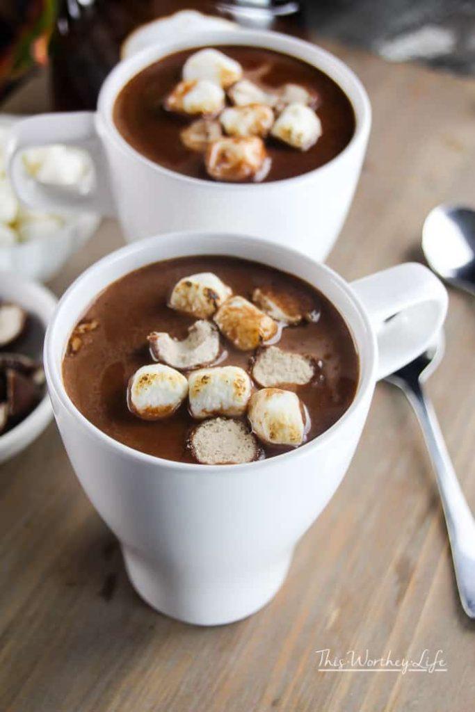 Easy hot cocoa recipe