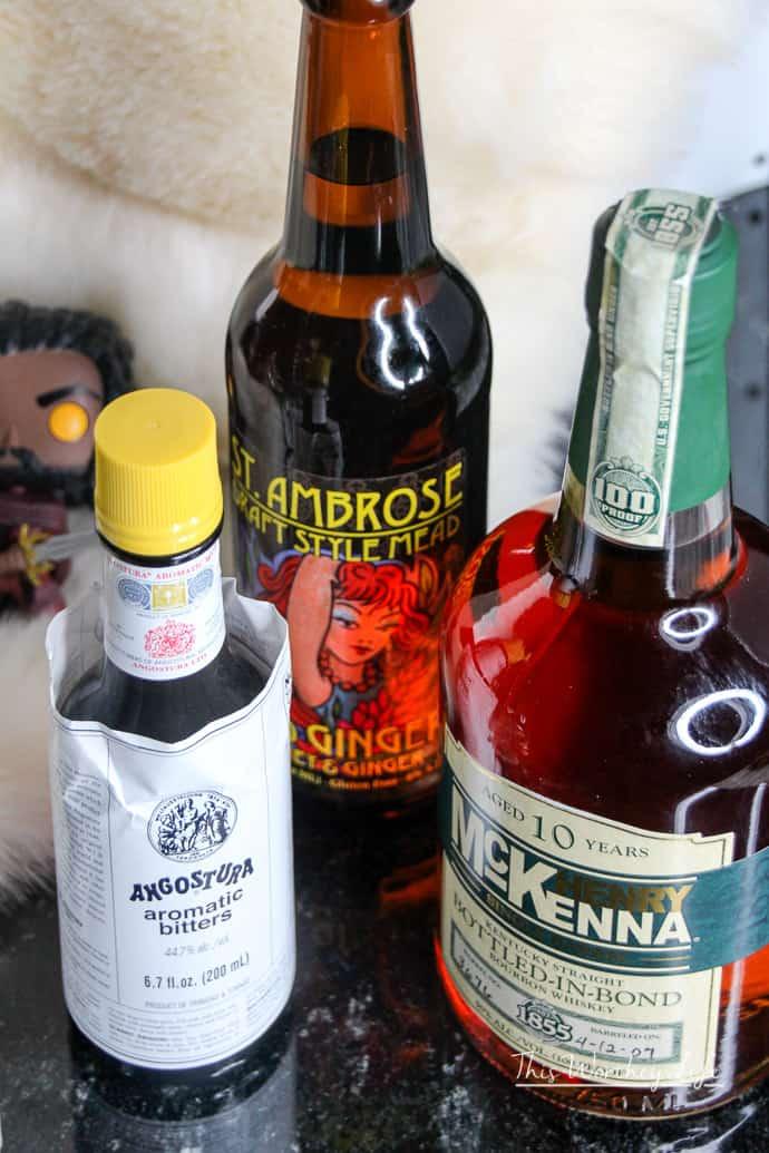 Thor Ragnarok   The Heimdall Cocktail