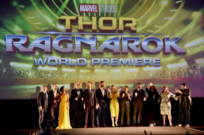My experience on the Red Carpet for the Thor Ragnarok Movie Premiere