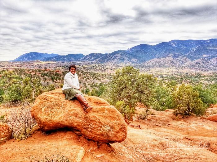 Gardens of the Gods in Colorado