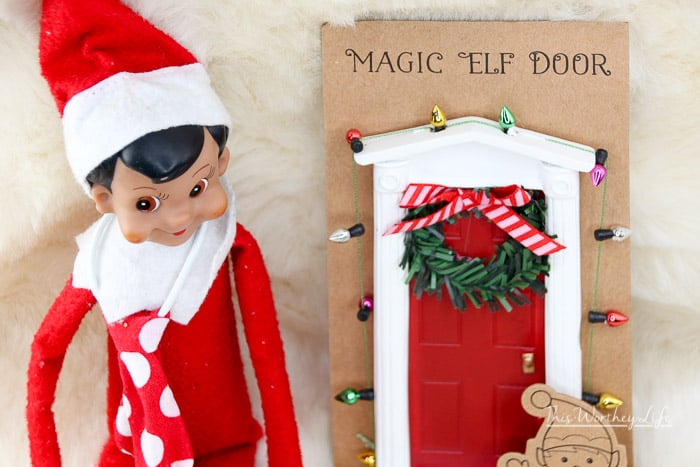 Elf on the Shelf ideas from Instagram