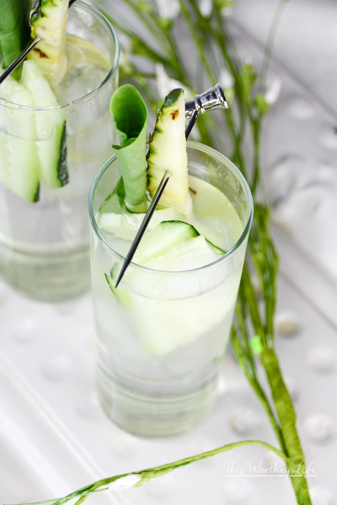 The Best Infused Mocktail