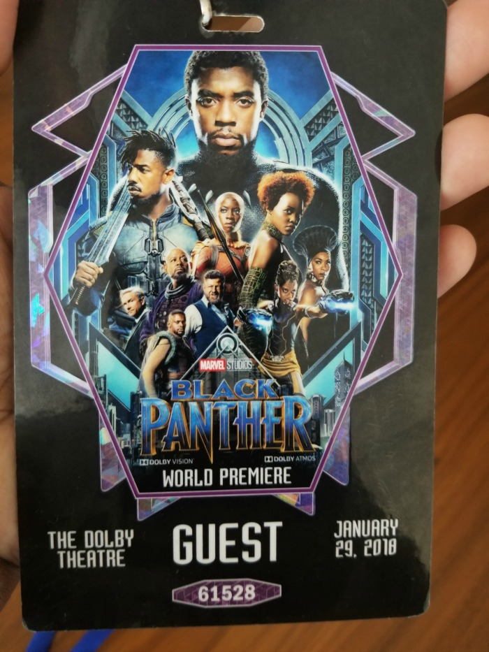 Photos from the Black Panther Red Carpet