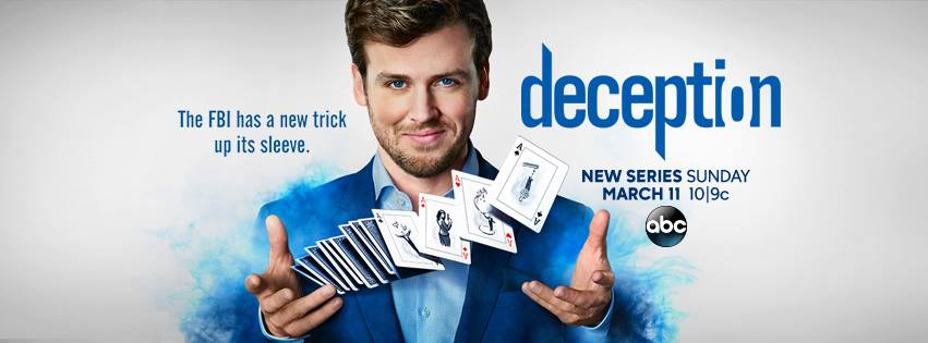 Deception ABC TV show