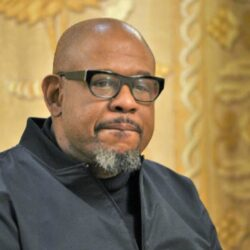 Forest Whitaker interview on his character Zuri Black Panther