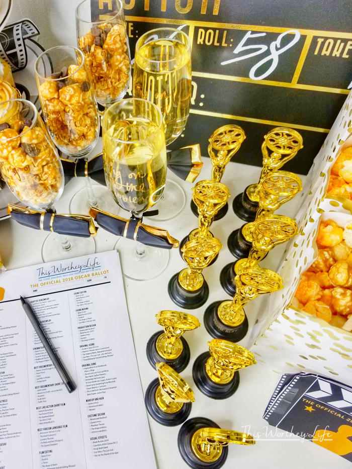 Best Oscar Award Party