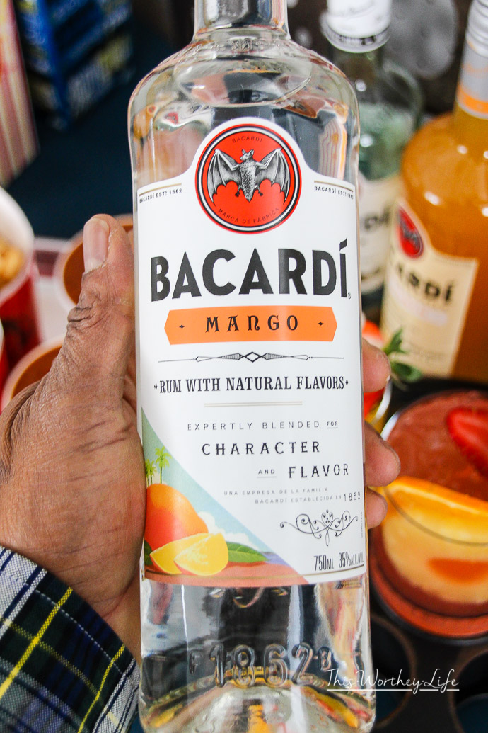 The Best Rum Punch