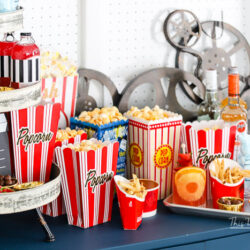 Movie Night Drive-in Party Idea