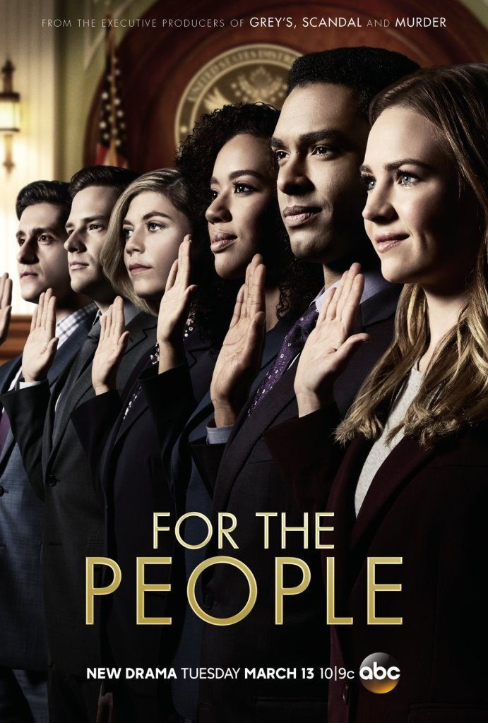ABC'S New Show For The People| Shondaland Creates Another Hit