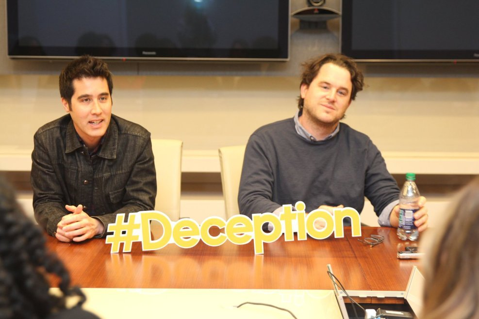 ABC's new T.V. Show Deception