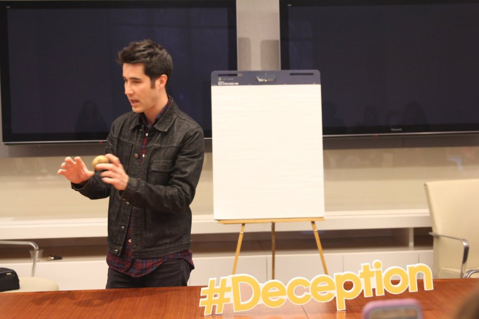 ABC Deception Show David Kwong
