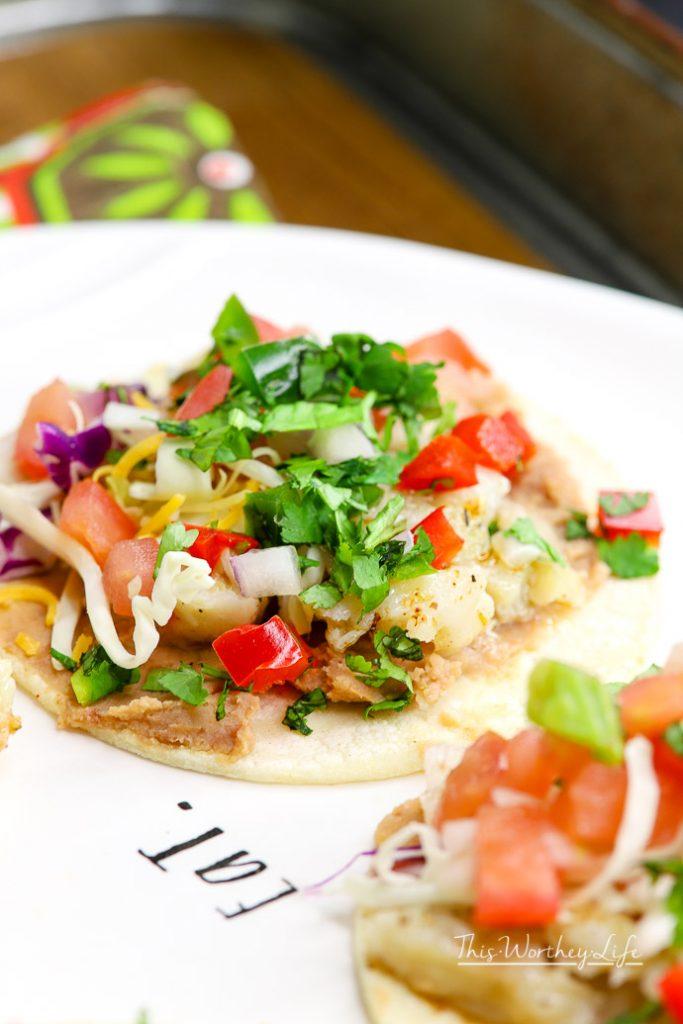 Taco recipes to try
