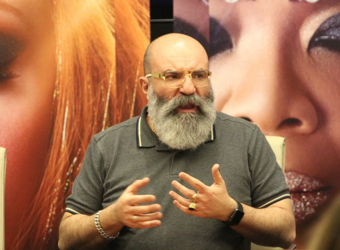 Paco Delgado Interview