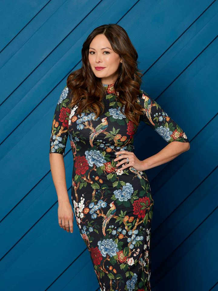 Splitting Up Together ABC Show Lindsay Price