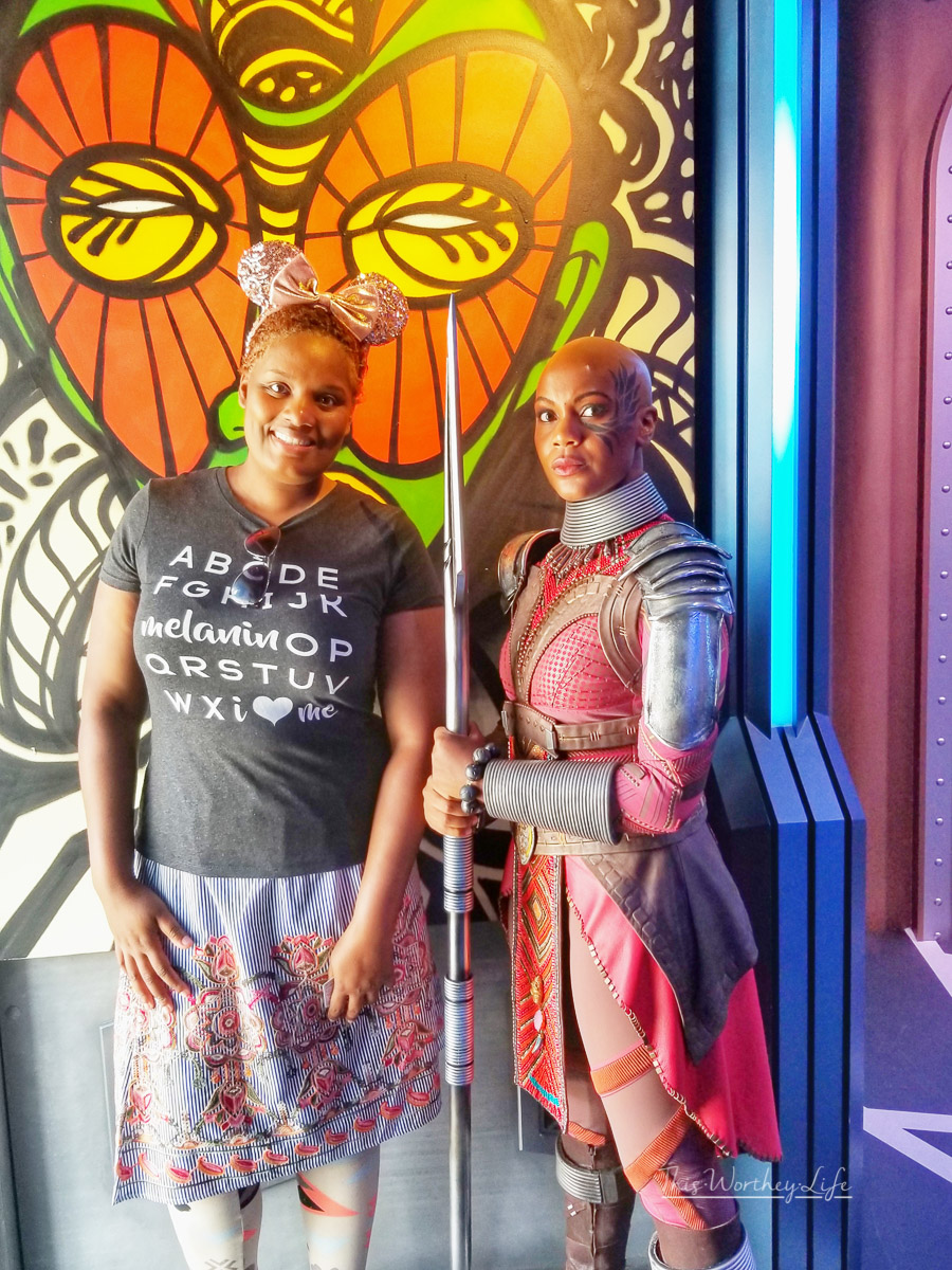 Black Panther Character Meet And Greet Everything You Need To Know