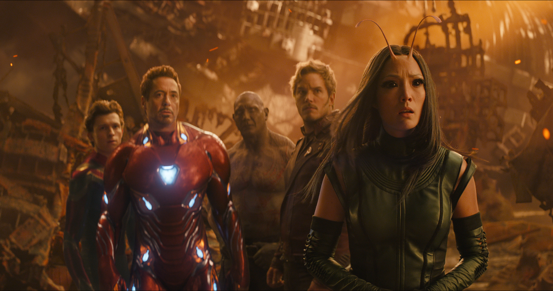 infinity war quotes from marvel's avengers infinity war - this