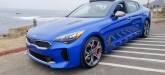A review of the Kia Stinger GT