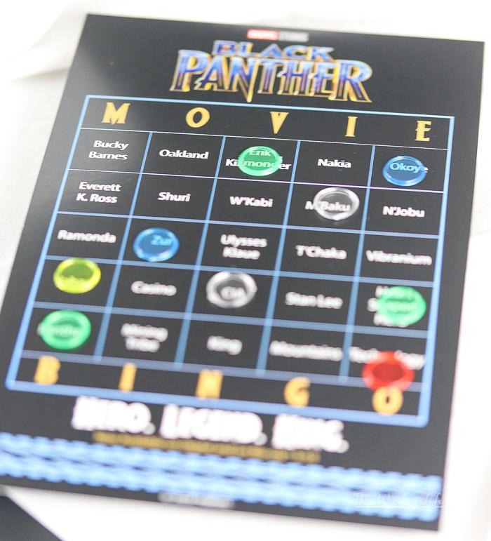 Black Panther Download Free Bingo