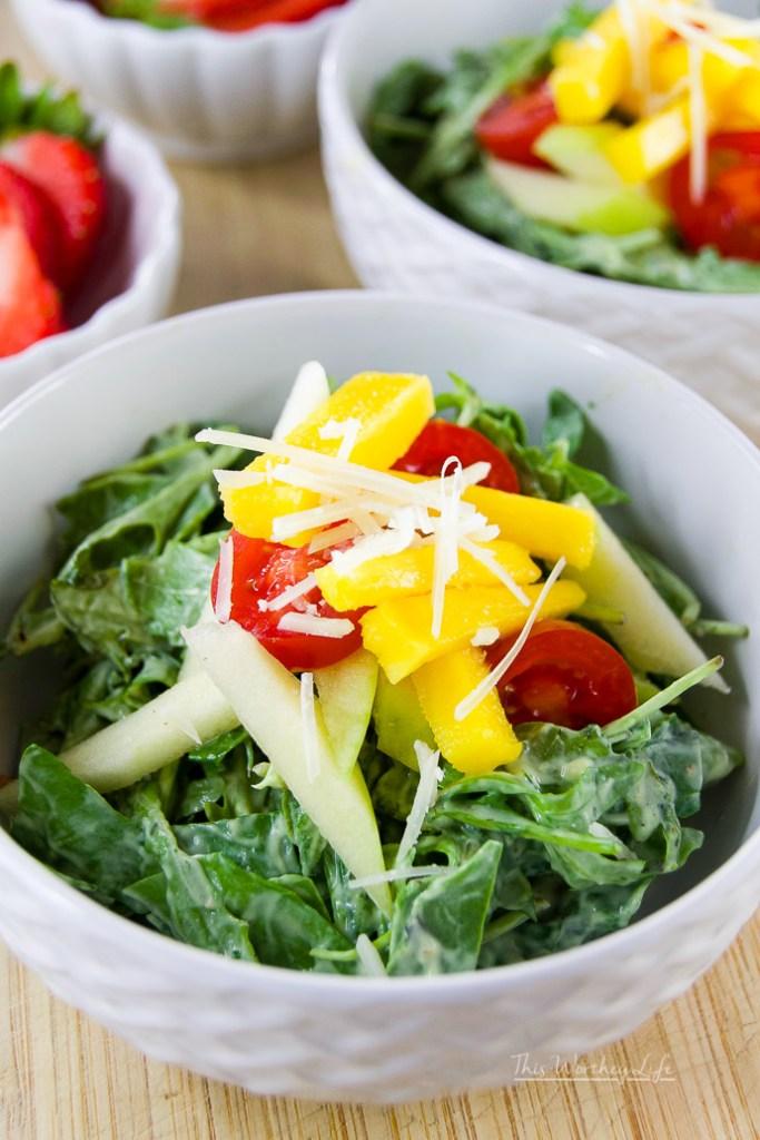 The Best Apple Salad